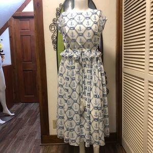 New eShatki Nautical Dress 16W
